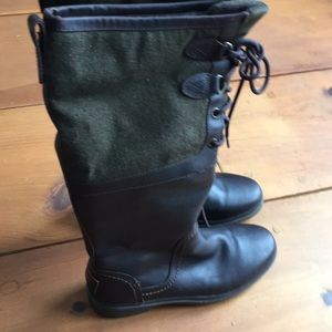 Ugg's snow winter tall boots
